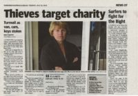 Thieves Target Spiral